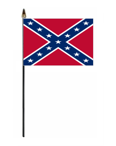 Confederate Hand Flag Small