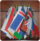 Desk / Table Flags