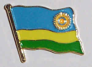 pin rwandan flag on - photo #21