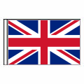 UK Region Boat / Courtesy Flags