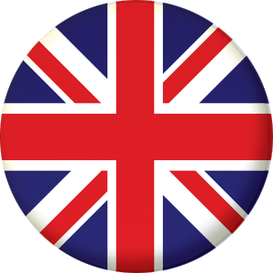 Flags of the world, Union Jack Flag, desk flags, badges, patches