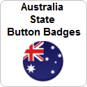 Australia State Button Badges