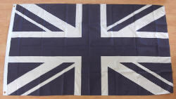Great Britain Navy Blue Large Country Flag - 5' x 3'.
