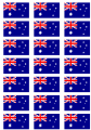 Australia Sticker Sheets (21)