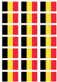 Belgium Sticker Sheets (21)