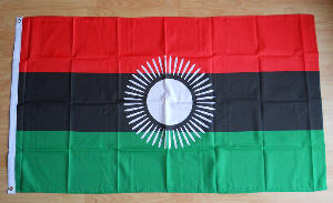 Malawi 2010 Large Country Flag - 5' x 3'.