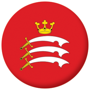 Middlesex Flag 25mm Pin Button Badge
