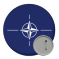 Organisation Button Badges - 58mm