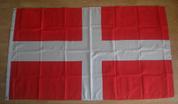 Savoy Large Flag - 5' x 3'.