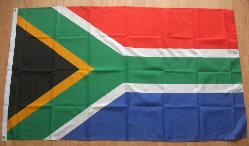 South Africa Large Country Flag - 8' x 5'.